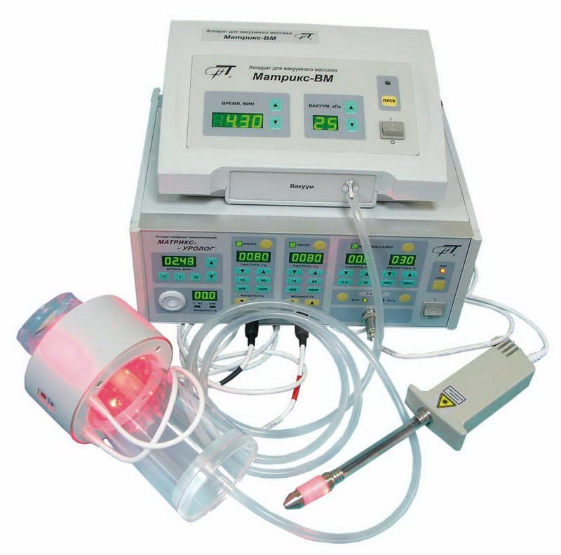 Медицинское оборудование простатит скрытые инфекции при простатите